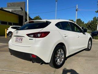 2014 Mazda 3 BM5476 Maxx SKYACTIV-MT White 6 Speed Manual Hatchback