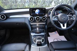 2020 Mercedes-Benz C-Class W205 800+050MY C300 9G-Tronic Selenite Grey 9 Speed Sports Automatic