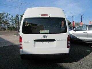2018 Toyota HiAce COMMUTER White 6 Speed Automatic Mini Bus
