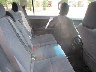 2014 Toyota Landcruiser Prado KDJ150R MY14 GXL (4x4) Dynamic Blue 5 Speed Sequential Auto Wagon