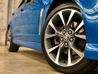 2014 Holden Commodore VF MY14 SS V Blue 6 Speed Sports Automatic Sedan