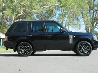 2010 Land Rover Range Rover Vogue L322 11MY Blue 6 Speed Sports Automatic Wagon.