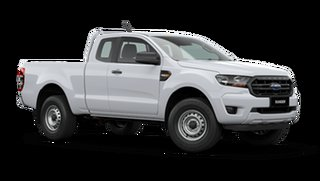 2021 Ford Ranger PX MkIII XL Arctic White 6 Speed Automatic Pick Up.