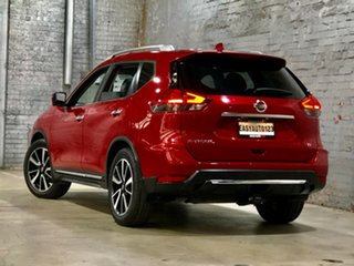 2017 Nissan X-Trail T32 Series II Ti X-tronic 4WD Red 7 Speed Constant Variable Wagon