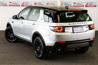 2018 Land Rover Discovery Sport L550 MY18 TD4 (110kW) SE 7 Seat Silver 9 Speed Automatic Wagon