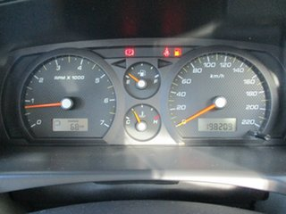 2006 Ford Territory SY TX (4x4) White 6 Speed Auto Seq Sportshift Wagon