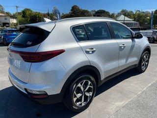 2021 Kia Sportage QL MY21 S 2WD Silver 6 Speed Sports Automatic Wagon.