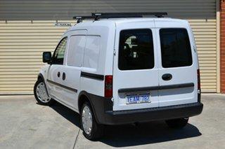 2012 Holden Combo XC MY11 White 5 Speed Manual Van