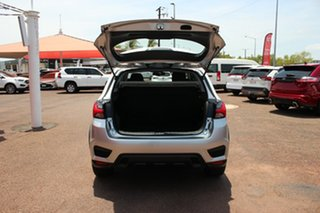 2019 Mitsubishi ASX XC MY19 ES 2WD Silver 1 Speed Continuous Variable Wagon