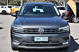 2017 Volkswagen Tiguan 5N MY17 162TSI DSG 4MOTION Highline Indium Grey 7 Speed.