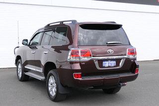 2019 Toyota Landcruiser VDJ200R VX Brown 6 Speed Sports Automatic Wagon.