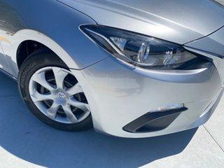 2014 Mazda 3 BM5478 Neo SKYACTIV-Drive Silver 6 Speed Sports Automatic Hatchback.