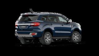 2021 Ford Everest UA II Trend Deep Crystal Blue 6 Speed Automatic.