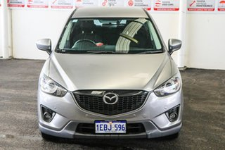 2012 Mazda CX-5 Maxx Sport (4x2) 6 Speed Automatic Wagon.