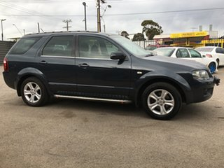 2010 Ford Territory SY MkII TX Grey 4 Speed Sports Automatic Wagon.