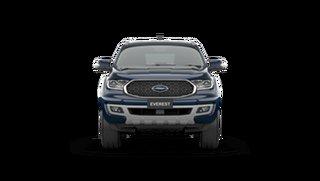 2021 Ford Everest UA II Trend Deep Crystal Blue 6 Speed Automatic