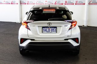 2018 Toyota C-HR NGX50R Update Koba (AWD) Crystal Pearl & Black Roof Continuous Variable Wagon