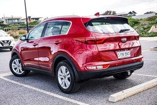 2016 Kia Sportage QL MY16 Si 2WD Red 6 Speed Sports Automatic Wagon.