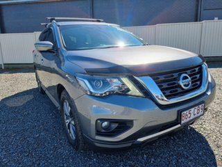 2017 Nissan Pathfinder R52 Series II MY17 ST-L X-tronic 4WD Grey 1 Speed Constant Variable Wagon.