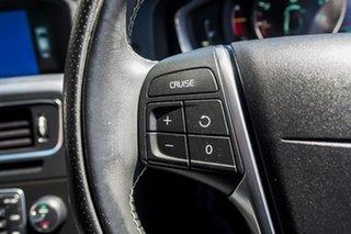 2013 Volvo S60 F Series MY14 T5 PwrShift R-Design Black 6 Speed Sports Automatic Dual Clutch Sedan
