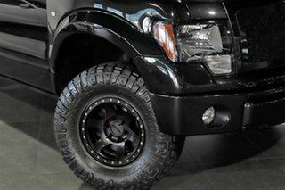 2013 Ford F150 Platinum Black 6 Speed Automatic Dual Cab.