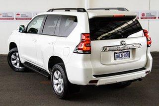 2020 Toyota Landcruiser Prado GDJ150R GXL Crystal Pearl 6 Speed Sports Automatic Wagon.