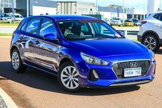 2020 Hyundai i30 PD.3 MY20 Go Intense Blue 6 Speed Sports Automatic Hatchback.