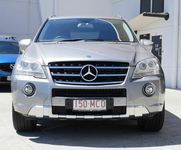 Used Mercedes-Benz M-Class W164 MY10 ML300 CDI BlueEFFICIENCY Capalaba, 2010 Mercedes-Benz M-Class W164 MY10 ML300 CDI BlueEFFICIENCY Grey 7 Speed Sports Automatic Wagon