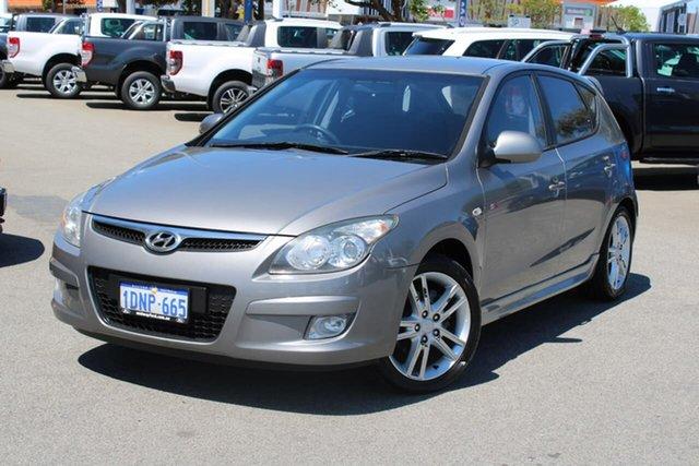 Used Hyundai i30 FD MY11 SR Midland, 2010 Hyundai i30 FD MY11 SR Grey 5 Speed Manual Hatchback