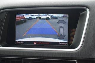 2015 Audi SQ5 8R MY16 plus Tiptronic Quattro TDI Silver 8 Speed Sports Automatic Wagon
