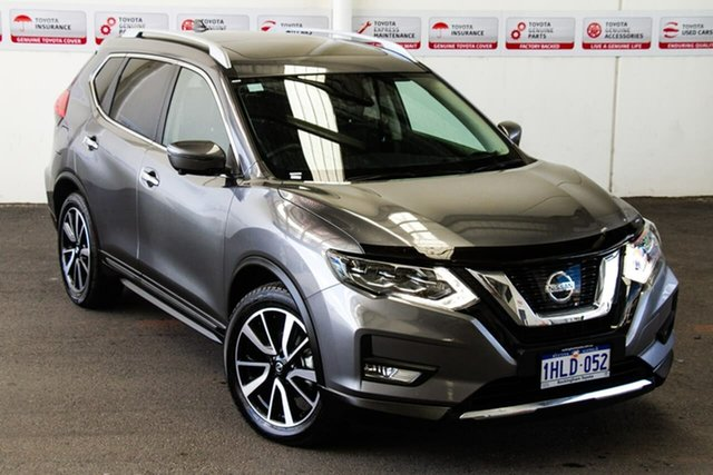 Pre-Owned Nissan X-Trail T32 Series 2 TI (4WD) TAN Trim (5Yr) Rockingham, 2020 Nissan X-Trail T32 Series 2 TI (4WD) TAN Trim (5Yr) Continuous Variable Wagon