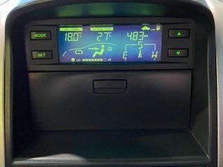 2007 Holden Captiva CG MY08 LX AWD Blue 5 Speed Sports Automatic Wagon