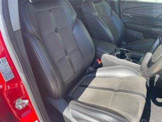 2015 Holden Commodore VF MY15 SV6 Lightning Red 6 Speed Sports Automatic Sedan