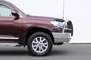 2019 Toyota Landcruiser VDJ200R VX Brown 6 Speed Sports Automatic Wagon