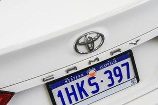 2018 Toyota Camry ASV70R Ascent Glacier White 6 Speed Automatic Sedan
