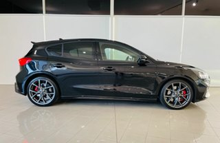 2020 Ford Focus SA 2021MY ST Agate Black 7 Speed Automatic Hatchback