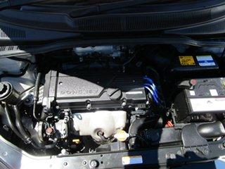 2010 Hyundai Getz TB MY09 SX White 4 Speed Automatic Hatchback