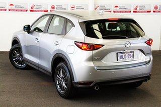 2020 Mazda CX-5 CX-5J Maxx Sport (FWD) Silver 6 Speed Automatic Wagon.