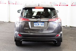2016 Toyota RAV4 ZSA42R MY17 GX (2WD) Graphite Continuous Variable Wagon