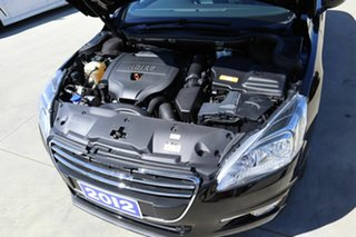2012 Peugeot 508 Allure Touring Black 6 Speed Sports Automatic Wagon