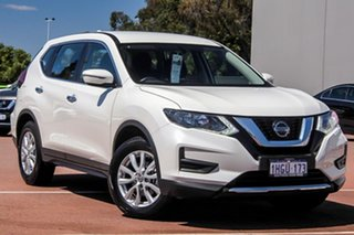 2021 Nissan X-Trail T32 MY21 ST X-tronic 2WD White 7 Speed Constant Variable Wagon.