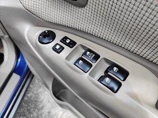 2005 Hyundai Tucson JM Blue 4 Speed Sports Automatic Wagon