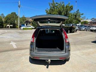 2014 Honda CR-V RM MY14 DTi-L 4WD Grey 5 Speed Sports Automatic Wagon