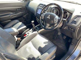 2010 Mitsubishi ASX XA MY11 Aspire Grey 6 Speed Manual Wagon