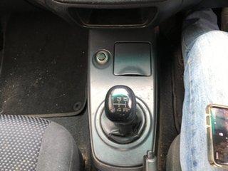 2006 Mitsubishi Lancer CH MY07 ES Black 5 Speed Manual Sedan