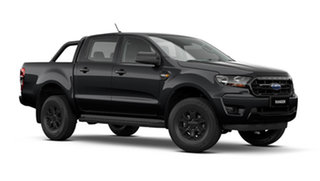 2021 Ford Ranger PX MkIII 2021.75MY Sport Shadow Black 6 Speed Sports Automatic Double Cab Pick Up.
