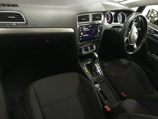 2018 Volkswagen Golf 7.5 MY18 110TSI DSG Trendline White 7 Speed Sports Automatic Dual Clutch