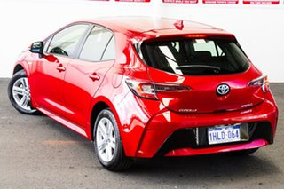 2020 Toyota Corolla ZWE211R Ascent Sport E-CVT Hybrid Feverish Red 10 Speed Constant Variable.