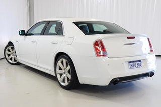2013 Chrysler 300 LX MY13 SRT-8 White 5 Speed Sports Automatic Sedan.