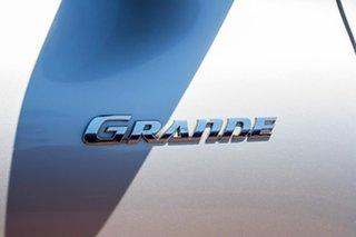 2010 Toyota Kluger GSU45R Grande AWD Silver 5 Speed Sports Automatic Wagon